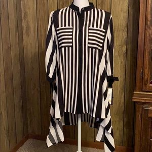 Peter Nyhard blouse with 3/4 sleeves